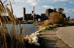 Arcelor-Mittal, Bouches-du-Rhône, France, 2008