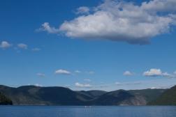 Baie Éternité, fjord Saguenay