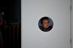 Enfant dans sa bulle, Nantes, 2009