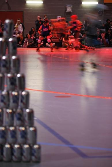 Roller Derby, Taz, Montréal, 2013