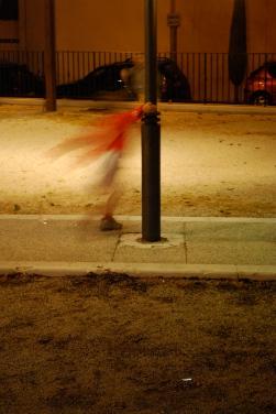 Enfant en mouvement 2, Provence, 2009