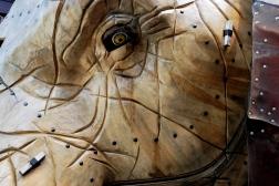 Éléphant de la compagnie Royal de Luxe, Nantes, France, 2011
