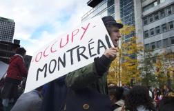 Occupy Montréal, 2012