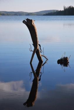 Lac Lusinan - Québec - 2013